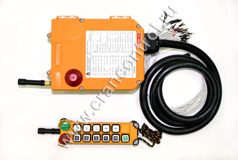 Комплект радиоуправления модель 24-10D