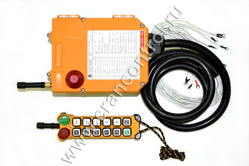 Комплект радиоуправления 24-12D