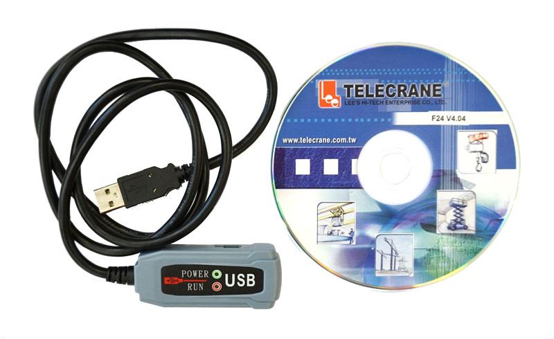 Софт (диски с программным обеспечением системы) для радиоуправления краном