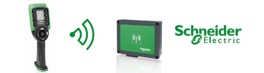 Системы радиоуправления перемещением грузов Harmony® eXLhoist Schneider Electric