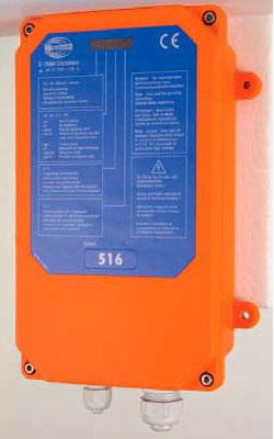 Система радиоуправления FST 516 micron 4 Ex - передатчик