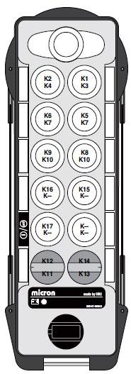 Система радиоуправления FST 516 micron 4 Ex