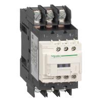 LC1D65A6B7 – Контактор 3р, 440В 65А, доп. НО+НЗ, 24В пер. 50Гц