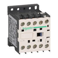 LC1K0601B7 – Контактор 3р, AC-3 – <= 440В 6А, доп. НЗ, 24В пер. 50Гц