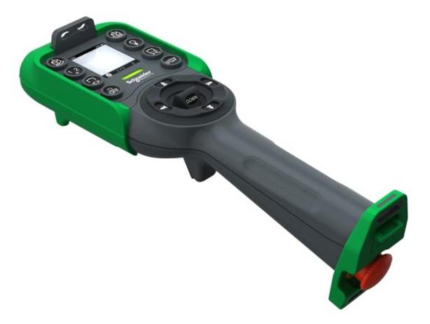 Общий вид радиоуправление Harmony eXLhoist от изготовителе Schneider Electric