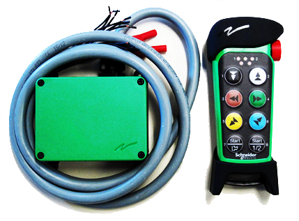 Комплекты радиоуправления перемещением грузов Harmony® eXLhoist Compact