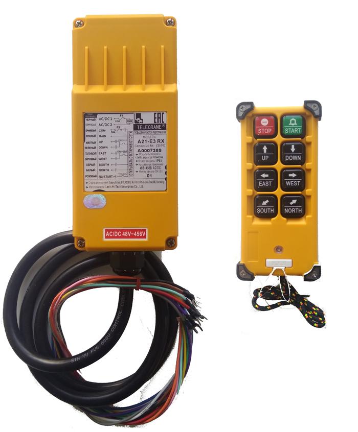 F21-E3B Remote Controller (1T+1R)