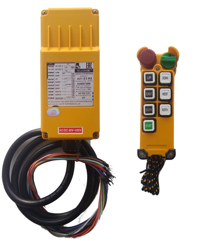 F21-E3M Remote Controller (1T+1R)