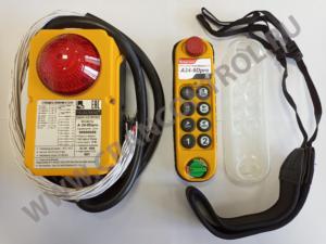 Комплект F24-8Dpro — 8-кнопочный