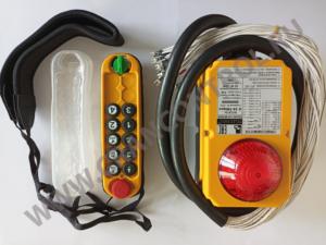 Комплект F24-10Dpro — 10-кнопочный